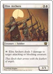 Elite archers 8ED