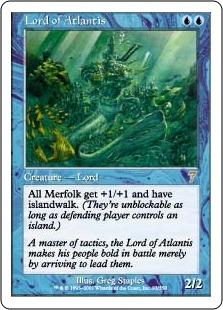 Lord of Atlantis 7E