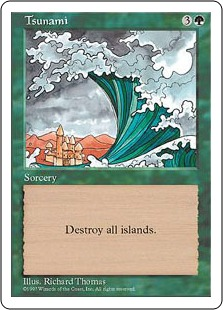 Tsunami 5E