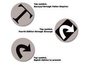 Tap Symbols