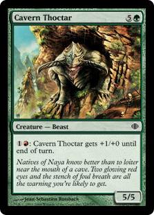 Cavern Thoctar ALA