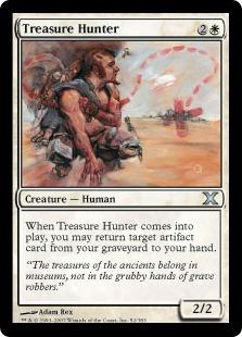 Treasure Hunter 10E