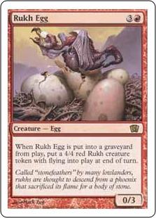 Rukh Egg 8ED