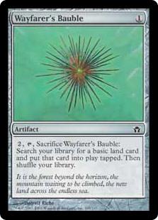 Wayfarer's Bauble 5DN