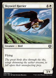 Skyswirl Harrier KLD