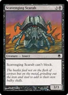 Scavenging Scarab DST