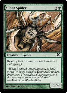 Giant Spider 10E