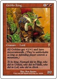 Goblin King 7E