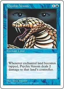 Psychic Venom 5E
