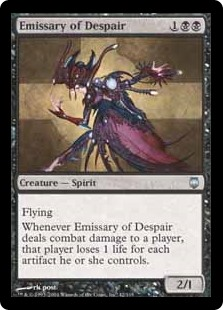 Emissary of Despair DST