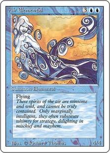 Air Elemental 3E