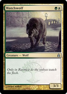 Watchwolf RAV