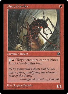 Duct Crawler ST