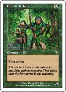 Elvish Archers 7E