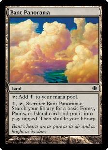 Bant Panorama ALA