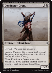 Dominator Drone DDP