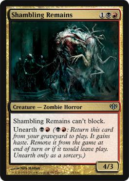 Shamblingremains