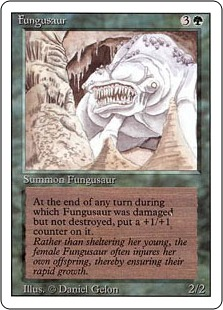 Fungusaur 3E