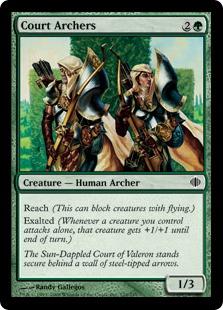 Court Archers ALA