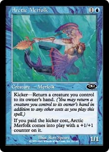 Arctic Merfolk PLS
