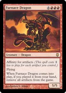 Furnace Dragon DST