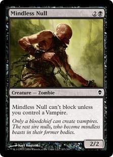 Mindless Null ZEN