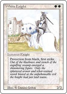 White Knight 3E