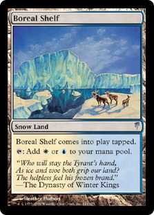 Boreal Shelf CSP