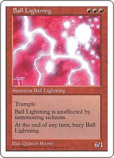 Ball Lightning 5E