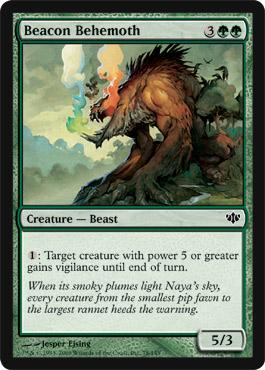 Beaconbehemoth