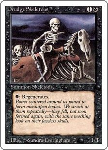 Drudge Skeletons 3E