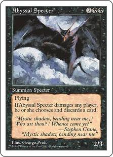 Abyssal Specter 5ED