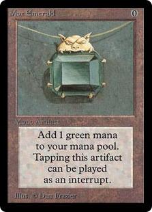 Mox Emerald 2E