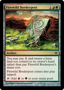 Firewild Borderpost ARB