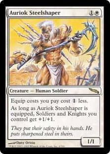 Auriok Steelshaper MRD