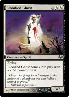 Bloodied Ghost EVE