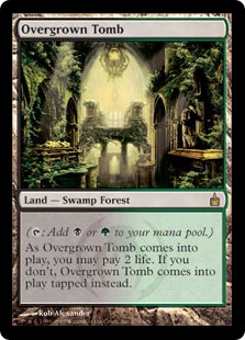 Overgrown Tomb RAV