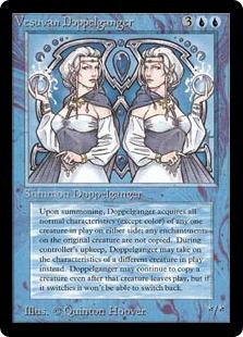 Vesuvan Doppelganger 2E