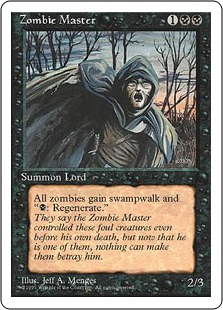 Zombie Master 4E