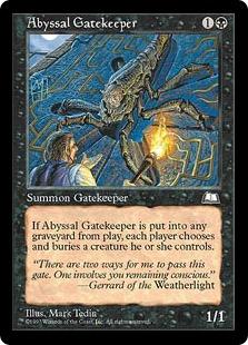 Abyssal Gatekeeper WTH
