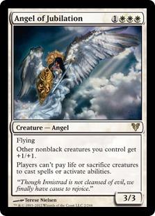 Angel of Jubilation AVR