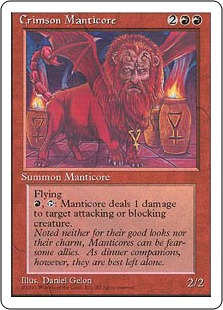 Crimson Manticore 4