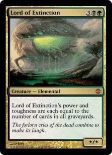 Lord of Extinction ARB