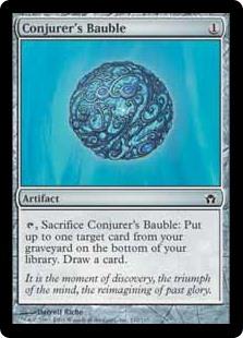 Conjurer's Bauble 5DN