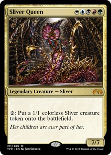 Sliver Queen (TPR)