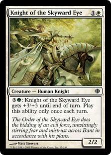 Knight of the Skyward Eye ALA