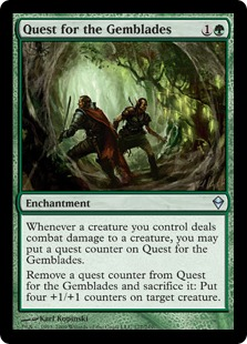 Quest for the Gemblades ZEN