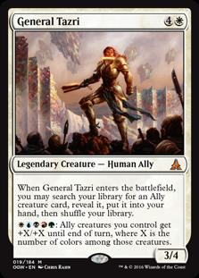 General Tazri OGW