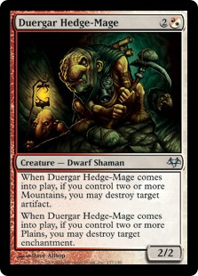 Duergar Hedge-Mage EVE