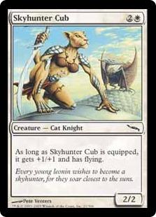 Skyhunter Cub MRD